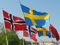 17 mai Norge Sverige