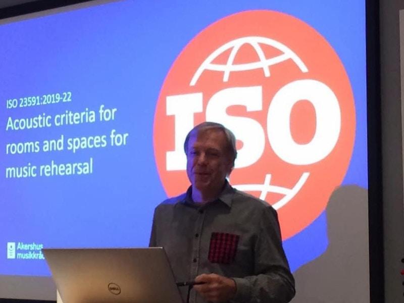 Jon G Olsen ISO