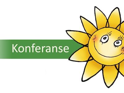 Lokmr Sol Med Tekst Konferanse
