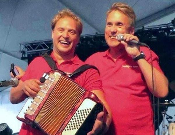 Odd Arne og Hans Olav