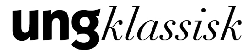 Ung klassisk logo