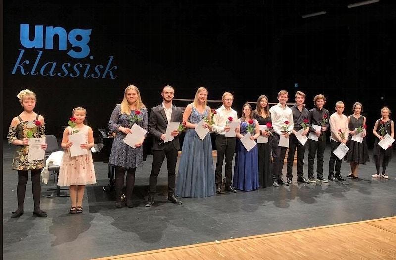 Finalister Ung klassisk 2019