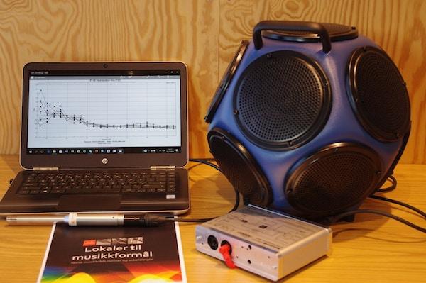 Bilde Akustikkutstyr