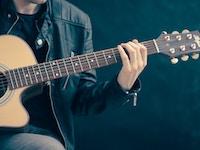 Honefoss illustrasjon artist guitar guitarist 33597