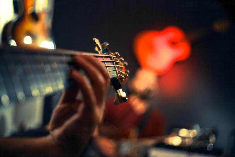 Illustrasjonsbilde bass