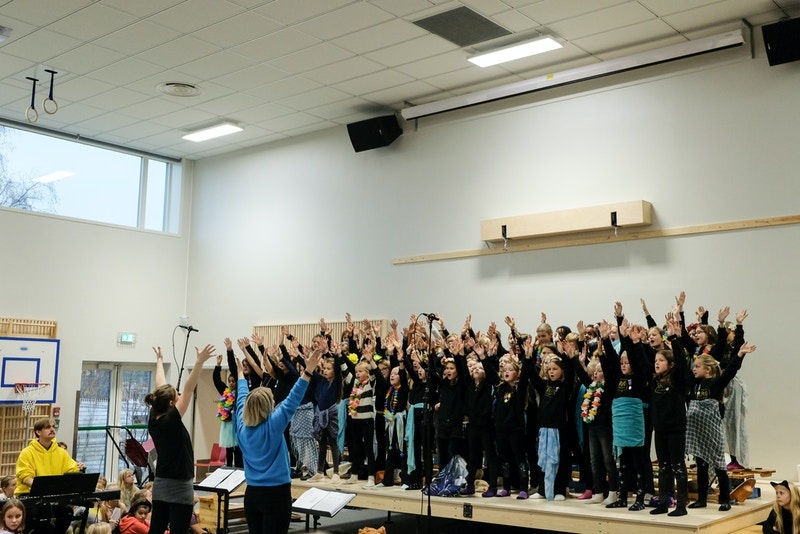 Ung i Kor Oslo Korweekend høst 2018 6