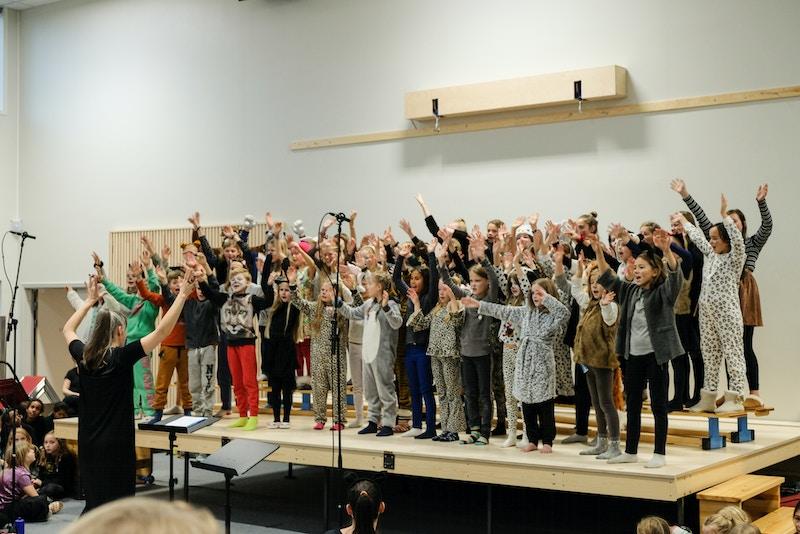 Ung i Kor Oslo Korweekend høst 2018 9