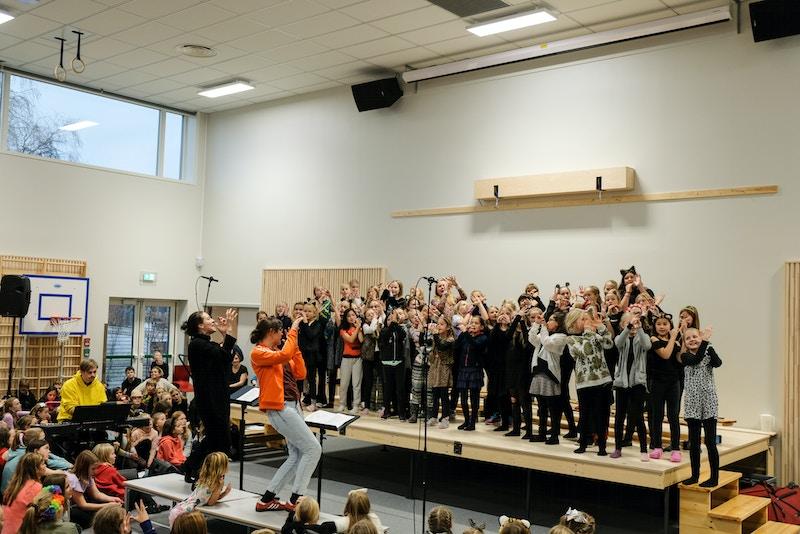 Ung i Kor Oslo Korweekend høst 2018 1