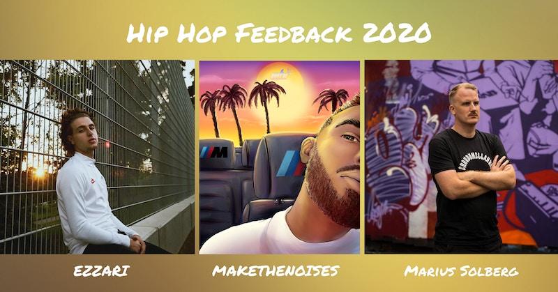Hip hop feedback 2020