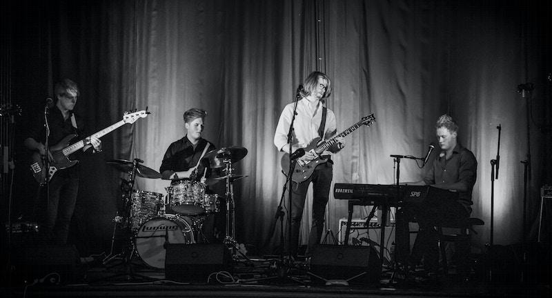 Almost Ultra Tynset jazzfestival Steinar Horten