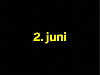 2 juni