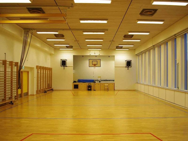 Hammartun gymsal bilde