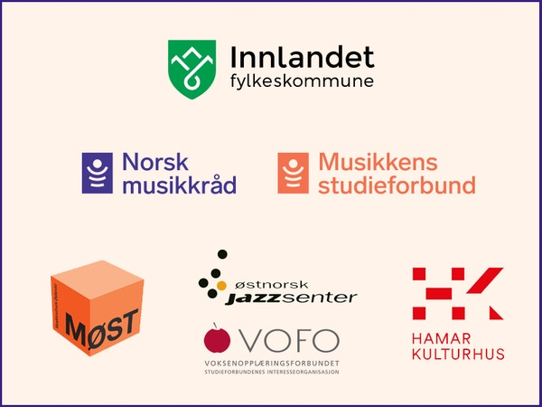 Logoer samarbeidspartnere Innlandet