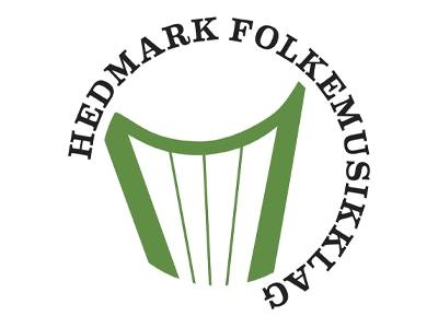 Hedmark folkemusikklag logo 2020