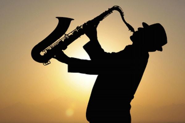 Man Saxophone 150129