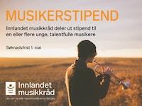 Musikerstipend Nett Ny