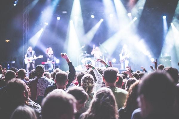 Konsert publikum