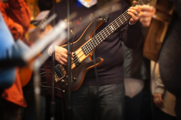 Bassgitarist