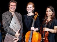 Javid Afsari Rad trio