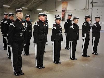 Gardeveteranene sluttetorden