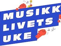 Musikklivets uke logo