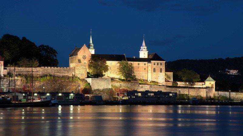 Akershus Festning Foto Forsvarsbygg nasjonale festningsverk 1