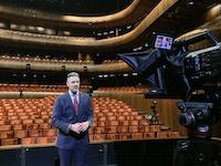 Juletale Abid Raja Operaen 18 des 2020 Foto Wenche Nybo Kulturdepartementet 1
