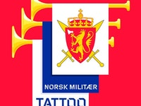 Norsk militaer tattoo logo