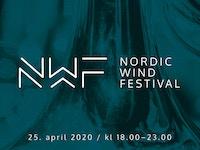 Plakat Nordic Wind Festival 2020