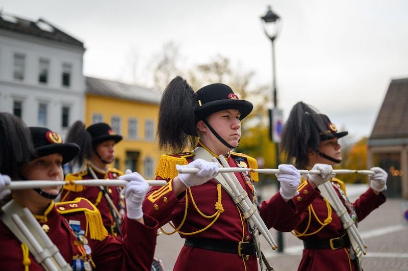 Trommeslagere fra Smagardistene