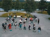 Valdres Sommerbrass 2 foto Hassan Al Aazari Korpsnett Norge
