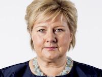 Erna solberg Foto Thomas Haugersveen Statsministerens kontor