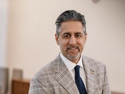 Kulturminister Abid Raja