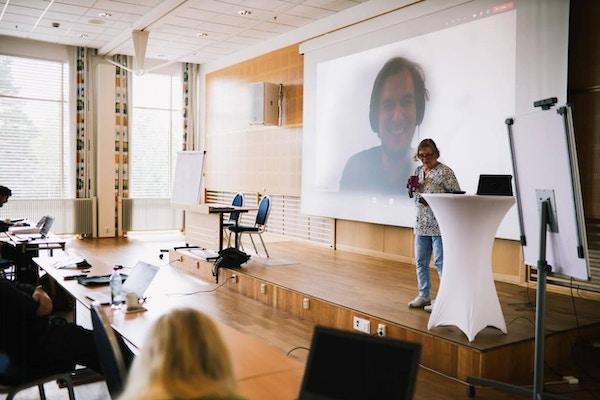 Video Mats Grimsgaard og Mari Tangen