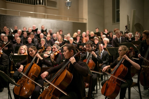 Orkester og kor