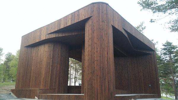 Høgvangparken utescene