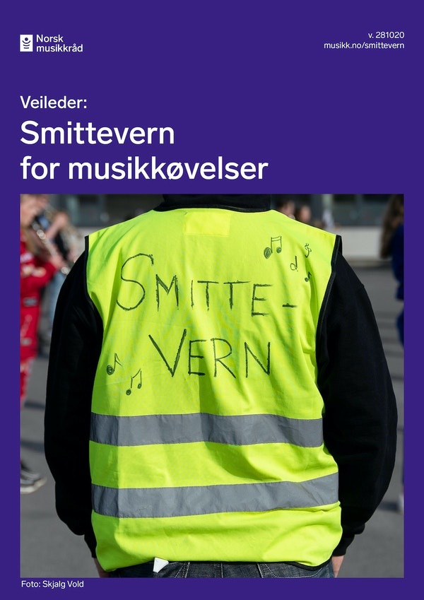Smittevern for musikkovelser v 281020