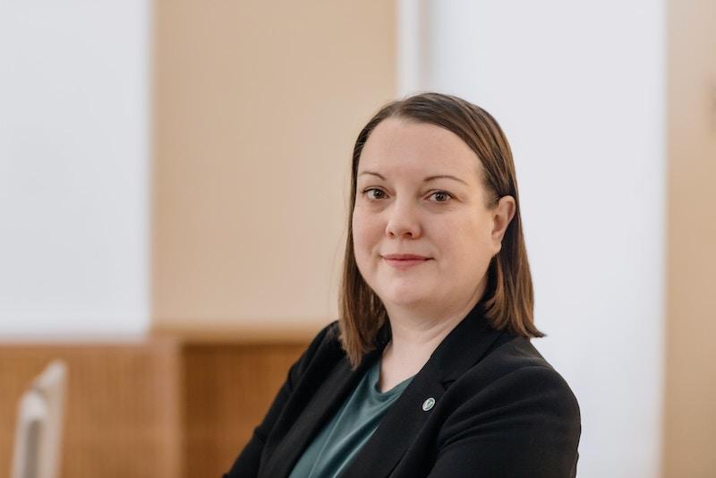 Statssekretaer Emma Lind KUD 2 Foto Ilja C Hendel Kulturdepartementet