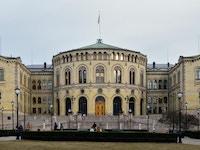 Stortinget Oslo Norway 2021 03 25 02 2