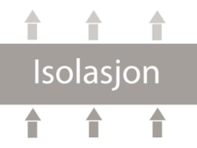 Illustrasjon Isolasjon