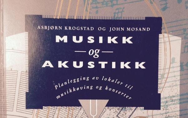 Musikk Og Akustikk Cover