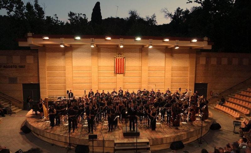 Orkester i skumring, Valencia