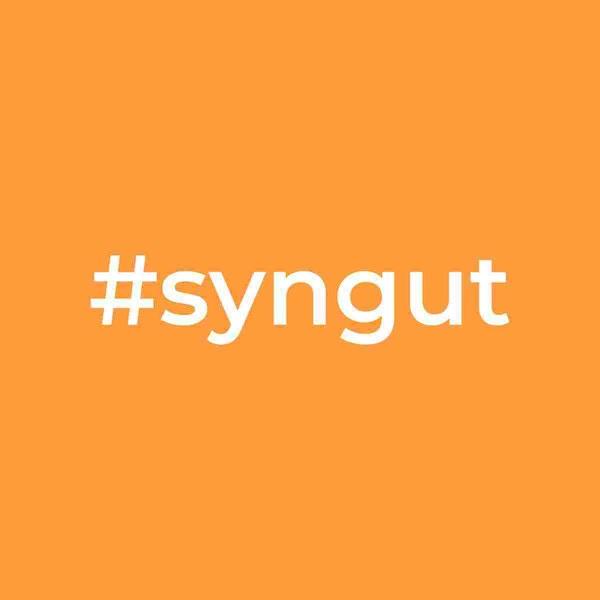 Syng ut-logo