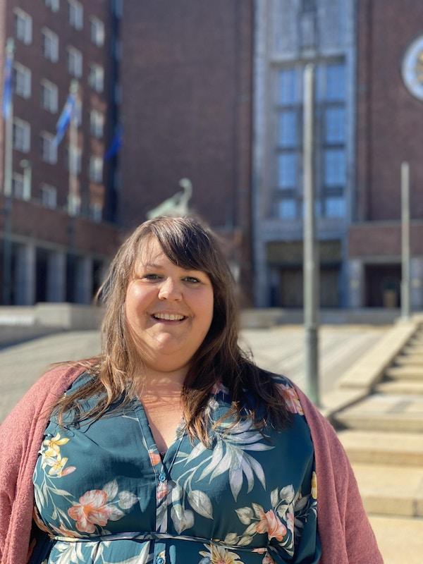 Daglig leder i Oslo musikkråd, Veronica Seu Stokkmo