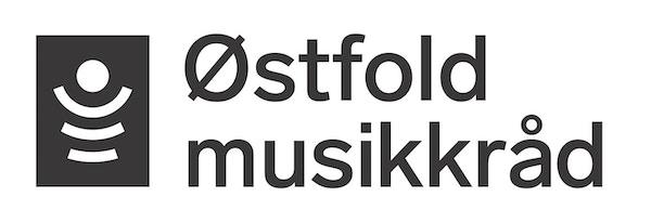 Ostfold logo svart
