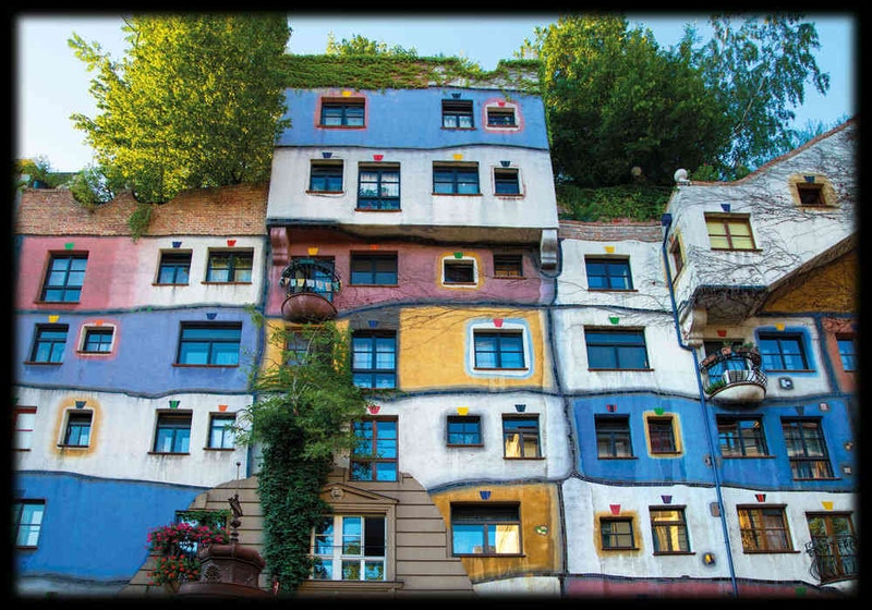 Ak 024 Hundertwasser Haus Wien 01 Ml