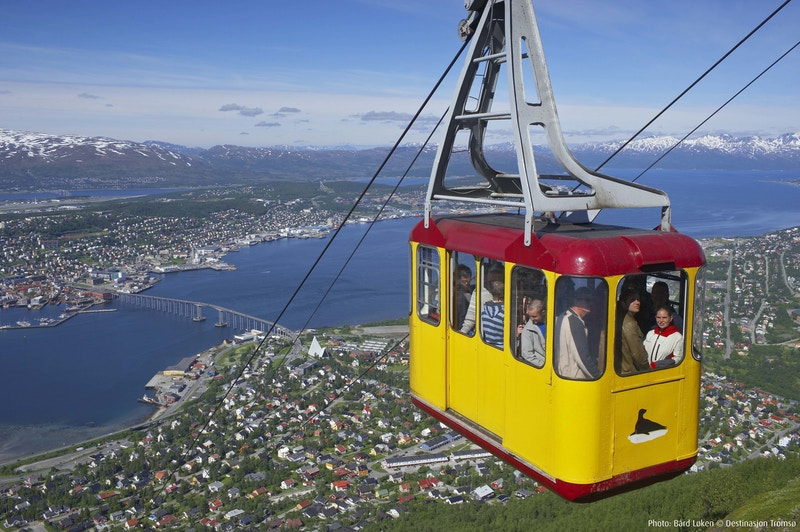 Cable Car Screen