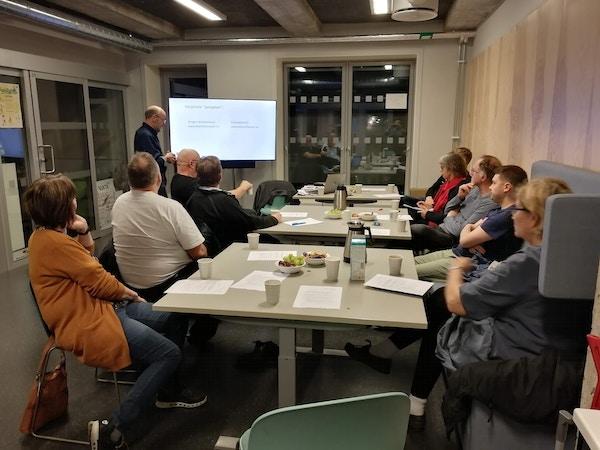 Møte om lokale musikkråd i Troms