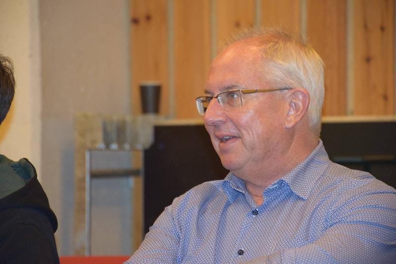 Scaldas rektor i Tromsø