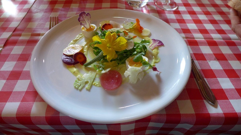 Vegetarmat i Nederland